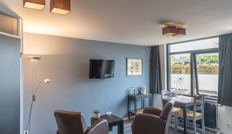 hotel kamer Texel - 2 persoons kamer comfort