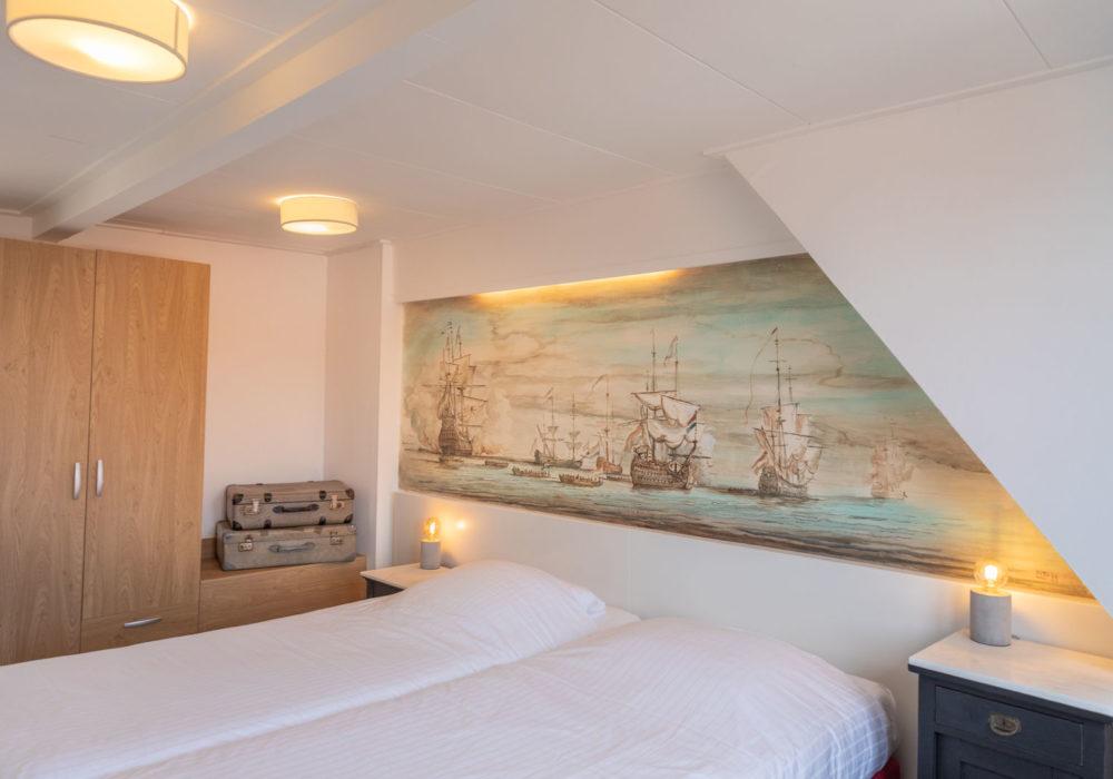 hotel kamer Texel - 2 persoons kamer