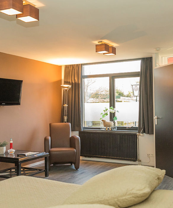 Hotel kamer texel comfort