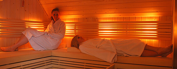 sauna texel hotel