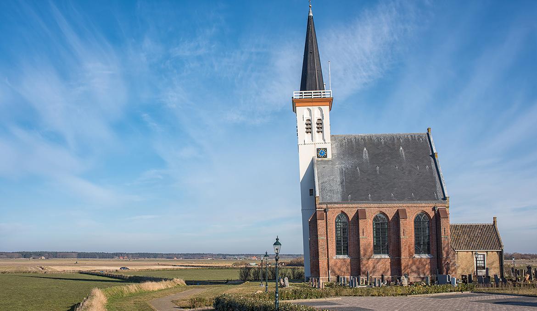 Kerk Den Hoorn Texel