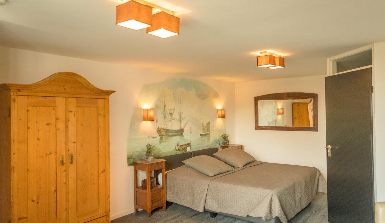Hotel kamer Texel