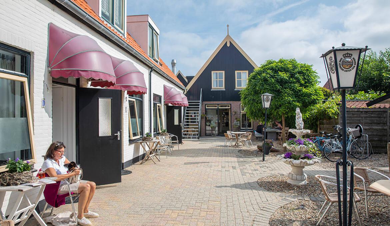 Hotel Texel met hond