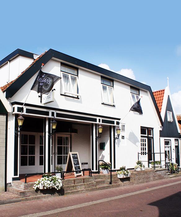 Texel Hotel Loodsmans Welvaren